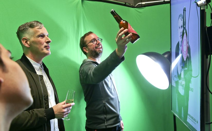 Applied Innovation: The power of creativity, AR, AI in Beerrecognition